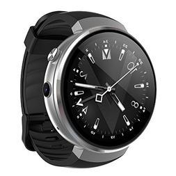 LEM7 Smart Uhr Android 7.0 Smartwatch Unterstützung LTE 4G