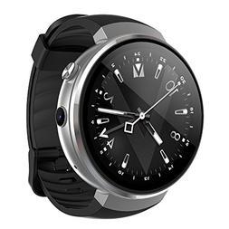 LEMFO LEM7 1st 4G android 7.0 standalone smartwatch nano sim