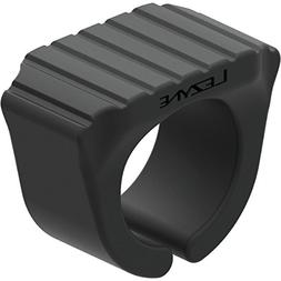 Lezyne Handlebar Adapter Bike Pump Accessory, Black, One Siz