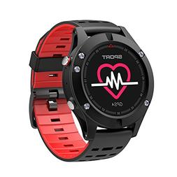 Lixada DTNO.I F5 Smart Wrist Watch Altimeter Barometer Therm