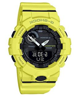 Men's Casio G-Shock Urban Trainer Yellow Watch GBA800-9A