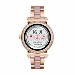 Michael Kors Access Women's Sofie Touchscreen Smartwatch, Co