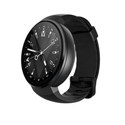 Multifunction Z28 4G Smart Watch AMOLED Round Screen 1+16GB