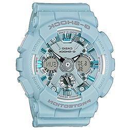 New Casio G-Shock S Series GMA-S120DP-2A Women's Ana-Digi Wo
