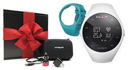 Polar M200  Running GPS Watch Gift Box Bundle | Includes Ext