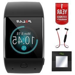 Polar M600 Sports GPS Smart Watch Black  + Bally Total Fitne
