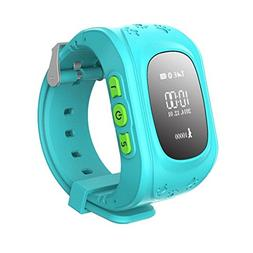 Q50 Kids 2G GSM Unlocked Smartwatch with GPS Tracking Pedome