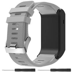 Replacement Band for Garmin Vivoactive HR GPS Smart Watch, S
