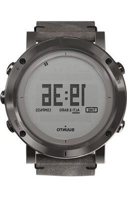 SUUNTO SS021216000 Unisex Essential Steel Digital Display Ou