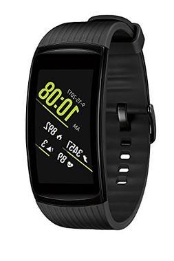 Samsung Gear Fit2 Pro Fitness Smartwatch  - Black