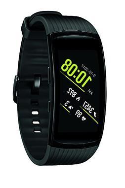 Samsung Gear Fit2 Pro Smart Fitness Band , Liquid Black, SM-
