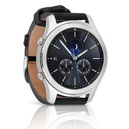 Samsung Gear S3 Classic SM-R770 Smartwatch - Black Leather w