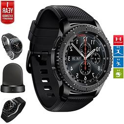 Samsung Gear S3 Frontier Bluetooth Watch with Built-in GPS D
