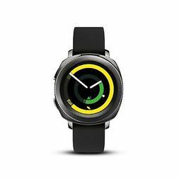 Samsung - Gear Sport Smartwatch 43mm - Black