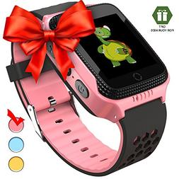 Smart Watch Kids - Smart Watches for Boys - Smartwatch GPS T