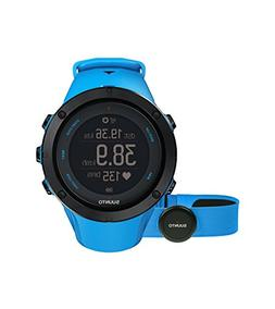 Suunto 2015 Ambit3 Peak Sapphire GPS/HR Outdoor Activity Wat