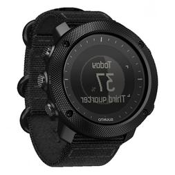 Suunto Outdoor Watch Traverse Alpha Stealth For Hunting Fish