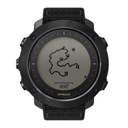 Suunto Traverse Alpha Stealth GPS Military Outdoor Watch