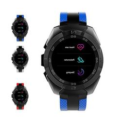 Teepao IP67 Fitness Tracker, Sport Fashion Round Smart Watch