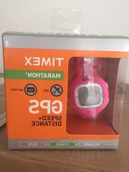 Timex Ironman Women Marathon GPS Speed and Distance Running