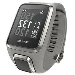 TomTom Golfer 2 GPS Watch - Large Strap, Light Grey
