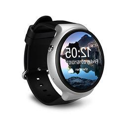 Walmeck Smart Watch BT Sport GPS 3G/2G Watch Phone Heart Rat