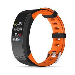 Watch Fitness Tracker,Hangang Activity Tracker GPS Bracelet