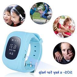 Waterproof Smartwatch,Hangang Kids Smartwatch IOS/Android We