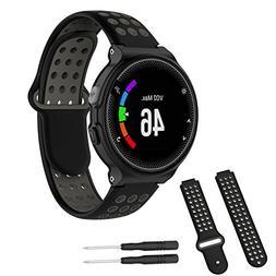 XBERSTAR Sport Silicone Wristband Strap Smartwatch Accessory