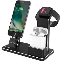 YoFeW Charging Stand for Apple Watch Aluminum Watch Charging