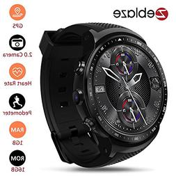 Zeblaze Thor PRO 3G GPS WIFI Smartwatch Android 5.1 MTK6580