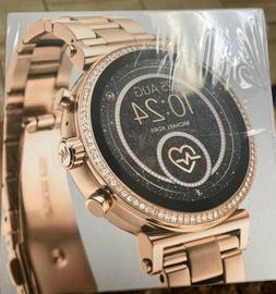 MICHAEL KORS ACCESS MKT5069 SOFIE HEART RATE TOUCH SCREEN LA