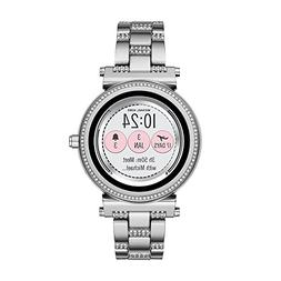 Michael Kors Access, Women's Smartwatch, Sofie Stainless S
