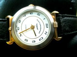 AERONAUTICA LW 127 SWISS MOVEMENT LADIES WATCH G/P & S/S CAS