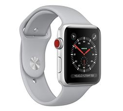 Apple watch series 3 Aluminum case Sport 42mm GPS + Cellular