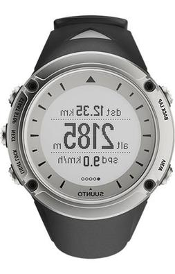 Suunto Men's ss018372000 AMBIT 1 GPS Sports Watch, Silver