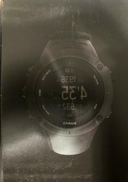 Suunto Ambit3 Peak Running GPS Unit, Black