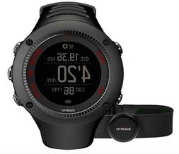 SUUNTO Ambit3 Run HR Heart Rate Monitor Running GPS Watch Bl