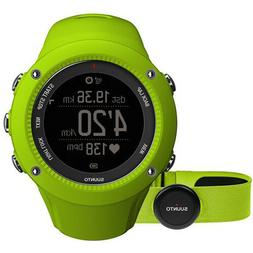 Suunto Ambit3 Run Lime  Heart Rate Watch Suunto Ambit3 Run H
