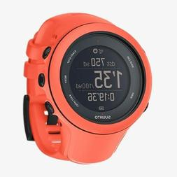 Suunto Ambit3 Sport Coral GPS Running Multisport Smart Watch