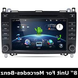 Android 7.1 Quad Core Car in Dash Radio fit Mercedes Benz Vi