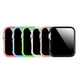 Fintie for Apple Watch Case 42mm, Slim Lightweight Polycarb