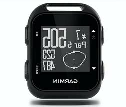 Garmin Approach G10 Handheld Golf GPS - Black