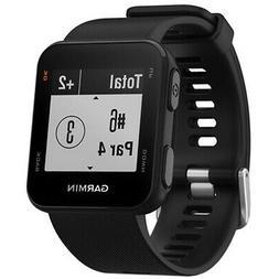Garmin Approach S10 - Lightweight GPS Golf Watch, Black, 010