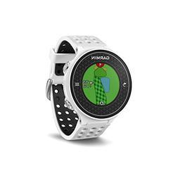 Garmin Approach S6 GPS Watch White