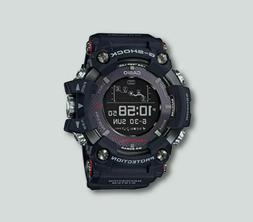Authentic Men's G-Shock Casio Rangeman Solar GPS Navigation