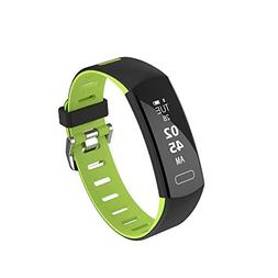 Axiba Fitness Tracker, Heart Rate Monitor Activity Tracker P