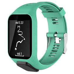 Teepao Band For TomTom, Premium Silicone Wristbands Classic