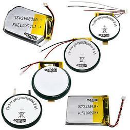 Batteries for Garmin Approach, Fenix, Forerunner, Tactix Ser