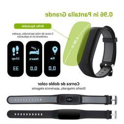 Bluetooth 4.0 Smart Watch Fitness Tracker Bracelet Wristband
